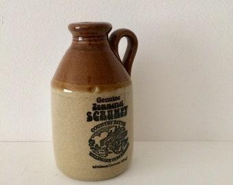 Dating stoneware bottles