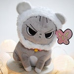 Beary Winter Angry Cat Special