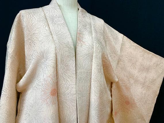 Japanese Silk Kimono Haori/ Silk Haori Jacket / Sh