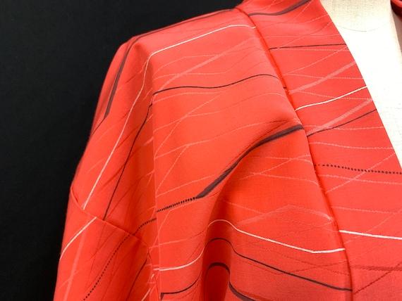 Japanese Silk Kimono Haori / Unused/ Silk Haori Ja