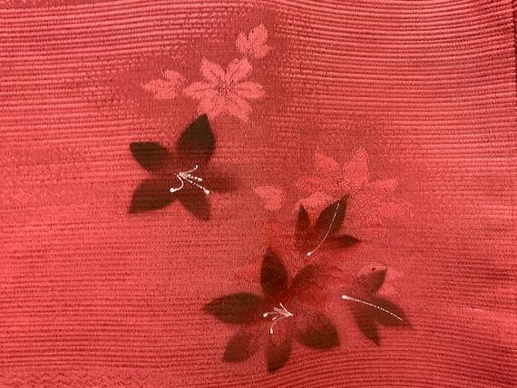 High Quality!! Japanese Kimono Haori / Unused Silk