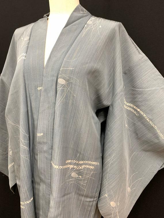 Japanese Silk Kimono Haori Jacket/ Silk kimono Jac