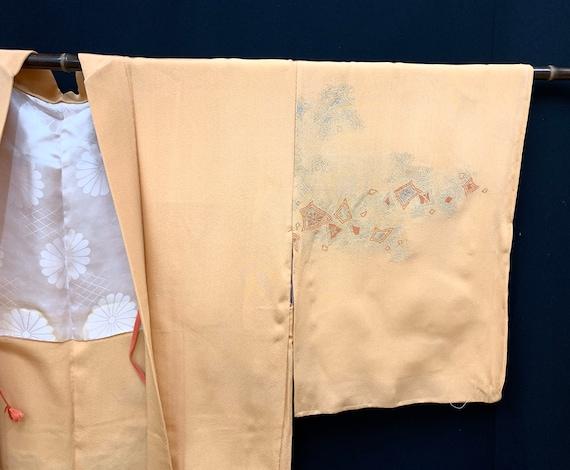 Japanese Kimono Jacket / Silk Haori Jacket/ OMESHI
