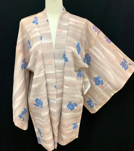 Japanese Kimono Haori / Vintage Silk Haori Jacket