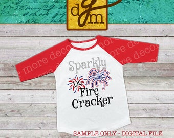 Fourth of July SVG File. Fourth of July SVG. Fireworks SVG File. Fourth of July Shirt. Make a Fireworks Shirt with Cricut and Vinyl or Htv.