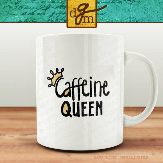 Funny Coffee Mug Svg File Funny Coffee Cup Svg Vinyl Sayings Etsy