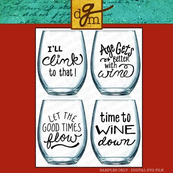 Svg Bundle Wein Glas Sprüche Diy Wein Glas Aufkleber Svg Wein Glas Zitate Svg Geschnitten Dateien Wein Zitat Svg Dateien Svg Dateien Svg Dateien