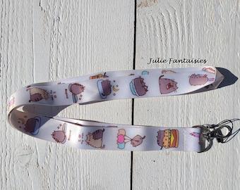 Neck strap holder badge, key, watch Nurse, doctor, caregiver, midwife