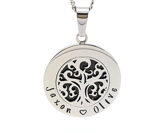 Premium Tree of Life Pendant Silver