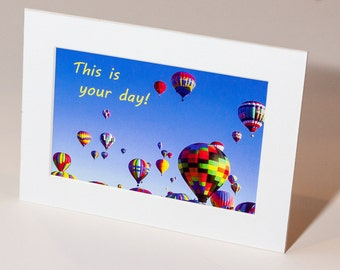 More Than a Card--This is Your Day