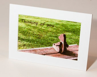 More Than a Card--Thinking of You I