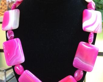 Beaded Pendant Necklaces