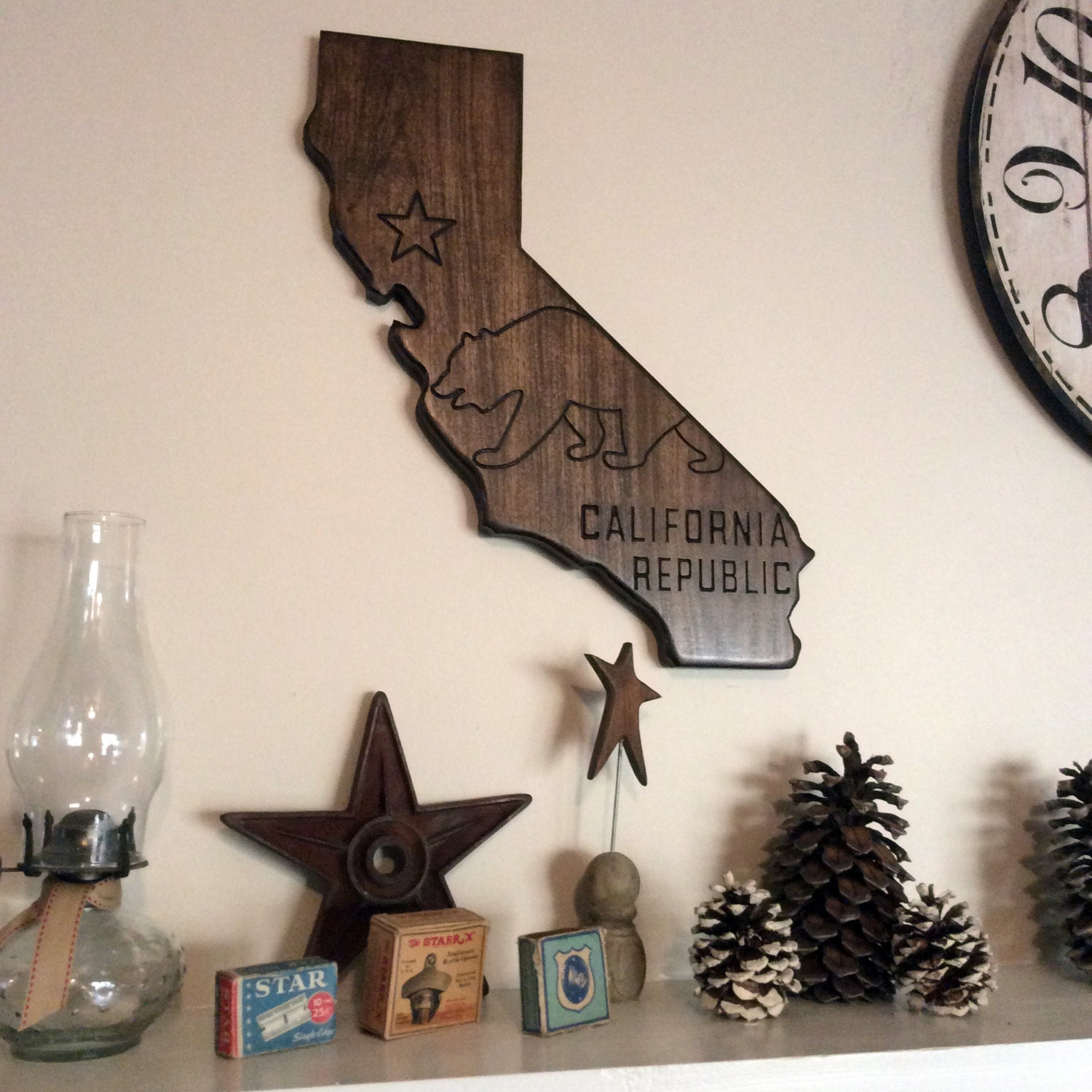 California Wall Decor