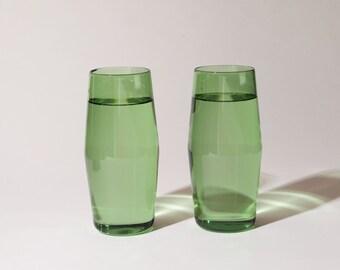 Century 16oz Glasses - Set of Two - Verde - Preorder