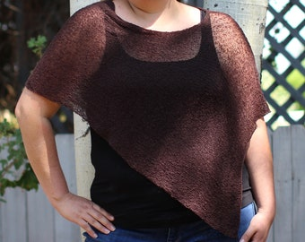 Brown - Arizona Shawl