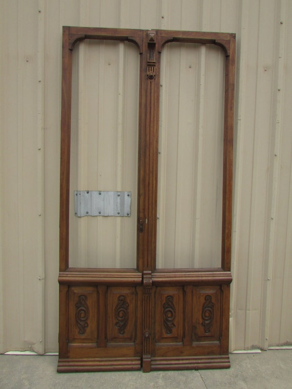 image 0 - Antique Carved Mexican Old Door Etsy
