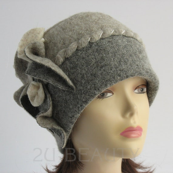 Hot Fashion Wolle Baskenmütze Maler Hut Warm Frauen Filz