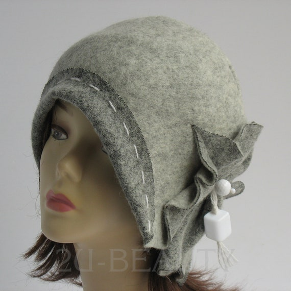 1920s cloche hats Hats for Large Heads Size Large Hats  0a6b4cc7717