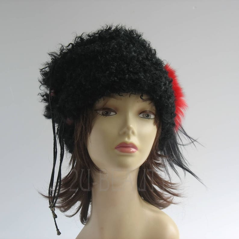 e7cb921ec Women Hat Trendy Beanie Hat Hipster Handmade Black Warm Winter Hat Hipster  Beanies Winter Accessories Womens Hat Hipster Fur Hats Womens.