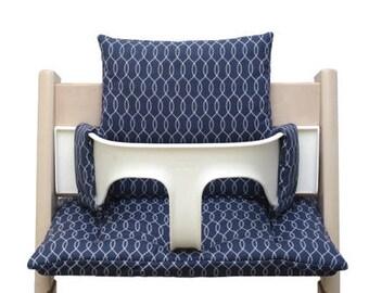 Sailer grey Cushion for Tripp Trapp High Chair