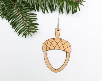 Acorn Ornament *NEW*