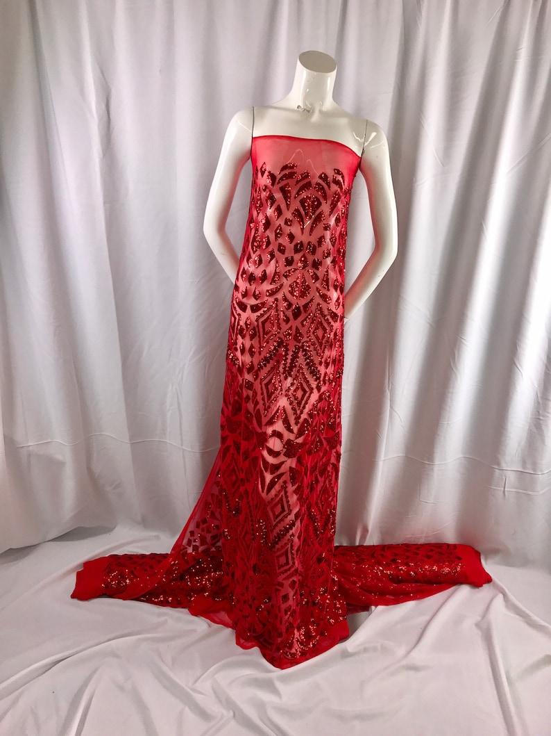 Image 0: Red Diamond Wedding Dresses At Reisefeber.org