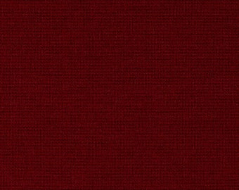 """Burgundy 59/60"""" Wide 100% Polyester Wrinkle Free Stretch Double Knit Scuba Fabric Sold By The Yard."""
