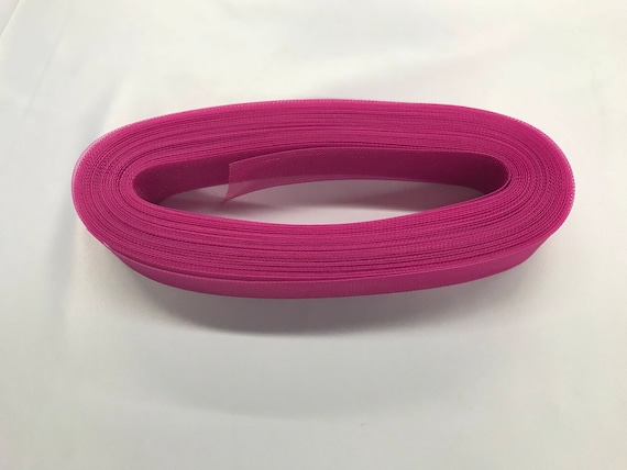 Horse hair Braid 2 inch Fuchsia Polyester Crinoline Wedding Decoroation 10 Yard
