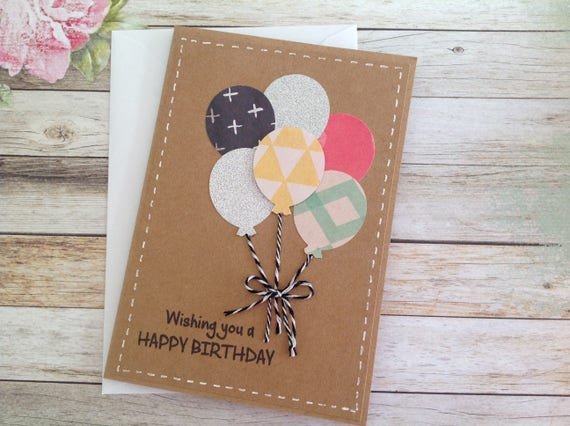 Miraculous Birthday Cards Handmade Card Design Template Personalised Birthday Cards Veneteletsinfo