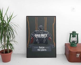 Call of Duty Black Ops 3 print