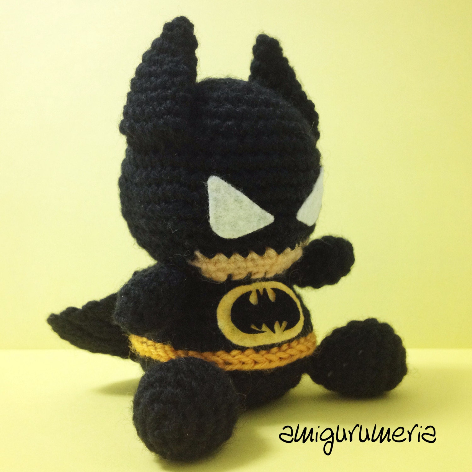 Modern Häkeln Batman Muster Collection - Decke Stricken Muster ...