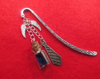 Supernatural Castiel's grace bookmark