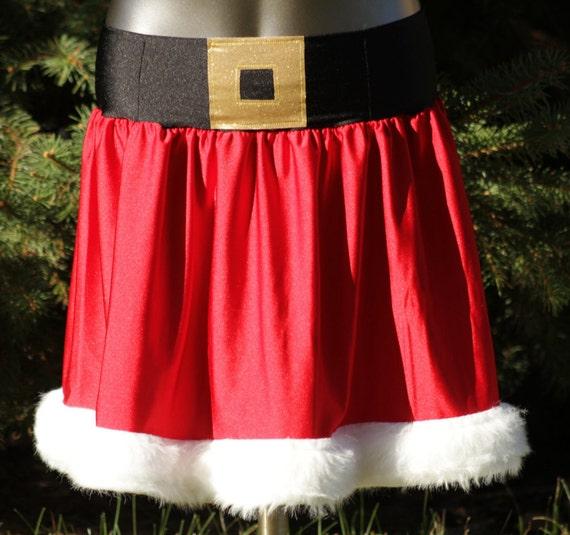 6dc73591aebbb Santa Baby Running Skirt