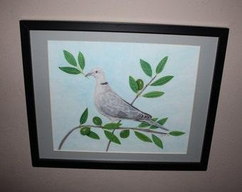 Peace Original Drawing