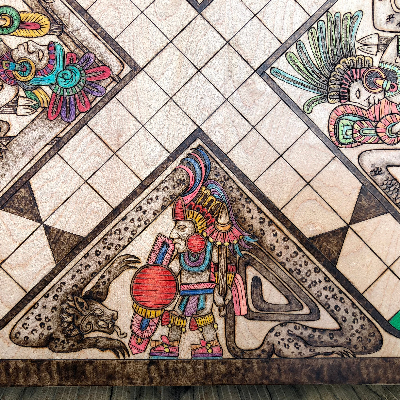 Aztec Games