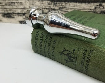 Mature Hollow Book Safe Shudders and Thrills with Stainless Steel Butt Plug Adult XXX male or female sex toy case Butt Stuff Anal Pay