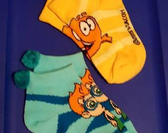 5e3f44c62 Pom pom socks