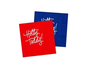 HOTTY TODDY | Napkins