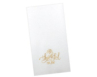 Guest Towels | Thankful for You