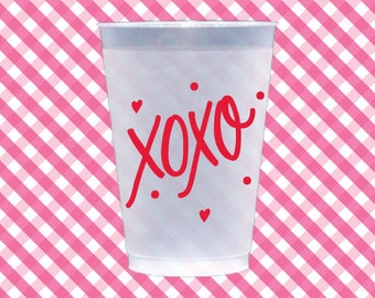 XOXO  (reusable) - Qty 12