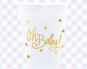 B A B Y cups&napkins