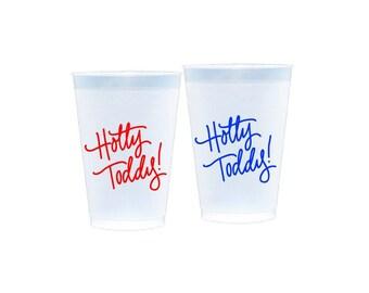 HOTTY TODDY  | Reusable Flex Cups