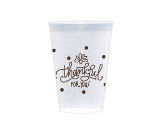 Reusable Cup | Thankful for You