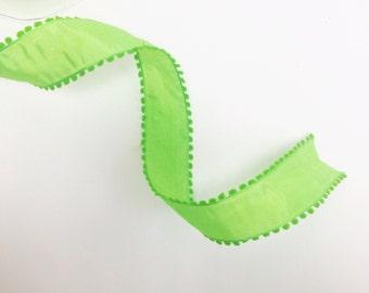 My Favorite Ribbon - Lime Green