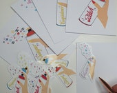 GK Nails | Postcards and Stickers | Spray can of.....