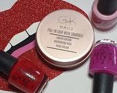 GK Nails | Rose & Lemon Hand Cream | Hand Cream | Rose Skin care | Artisan Skin Care