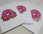 GK Nails | Postcards | Fall in love with Yourself | Self Love | Valentines | Galentines | Stationary
