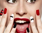 GK Nails Instant Manicure - Custom Designed Press on Nails