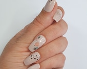 GK Nails Abstract Waterslide Nail Decals
