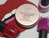 GK Nails   Rose & Lemon Hand Cream   Hand Cream   Rose Skin care   Artisan Skin Care